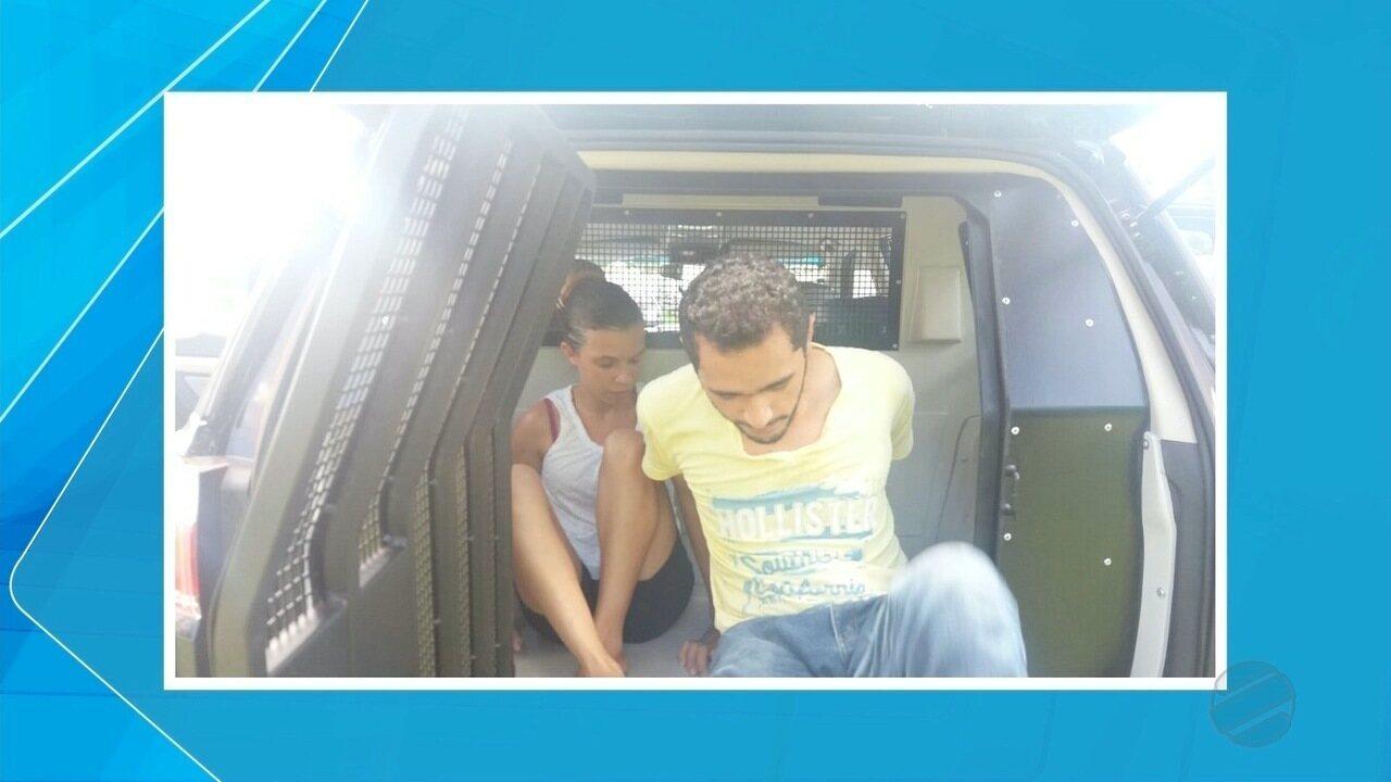 Suspeitos de matar casal e enterrar na varanda são transferidos para Corumbá