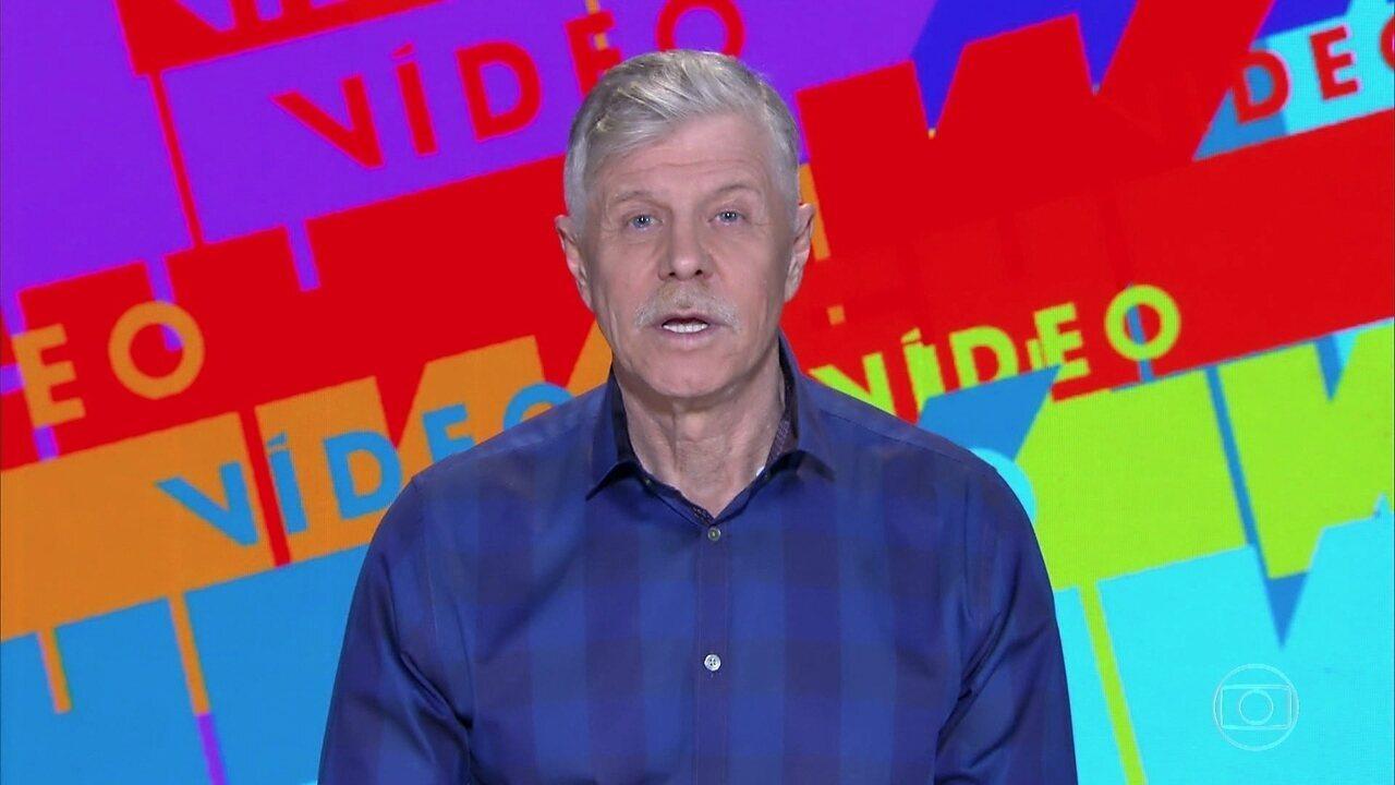 Vídeo Show Miguel Falabella Fala Sobre O Amor Platônico Globoplay