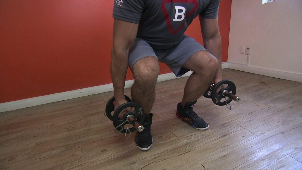Corpo em movimento: aprenda exercícios para os membros inferiores