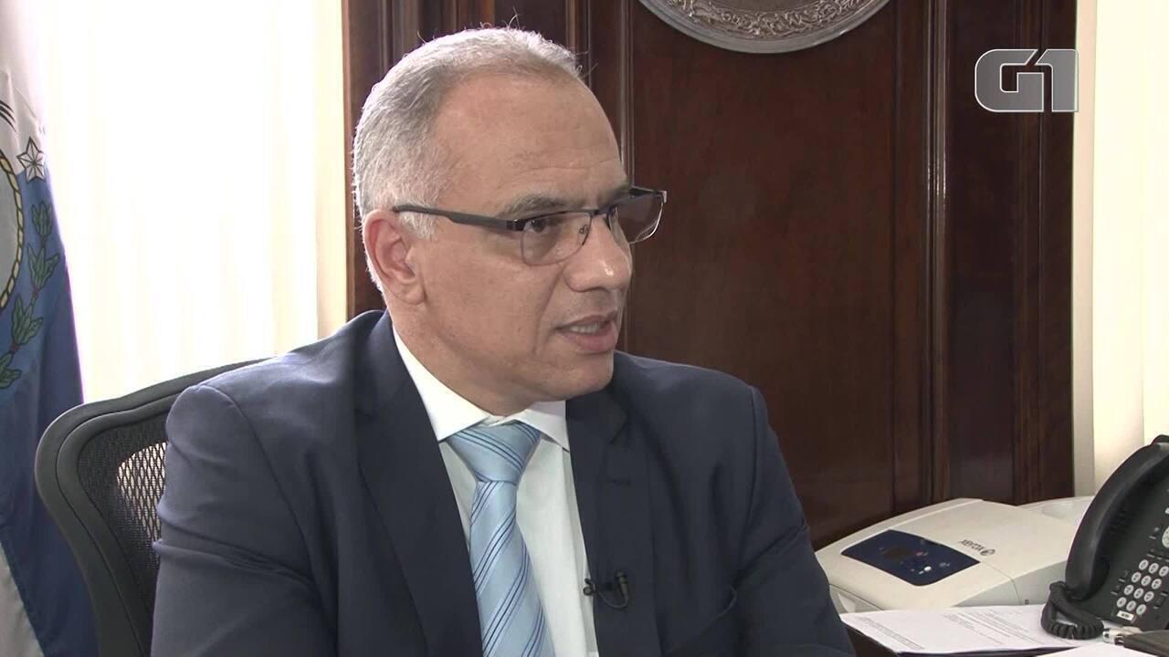 RJ:Secretário de Segurança fala sobre morte de delegado encontrado em porta-malas de carro