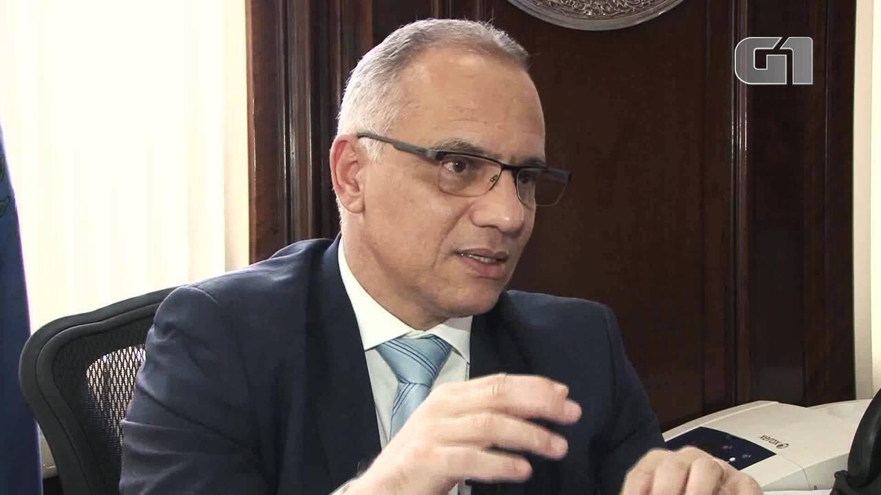 Roberto Sá espera pagamento de benefício para aumentar combate ao roubo de carga no RJ