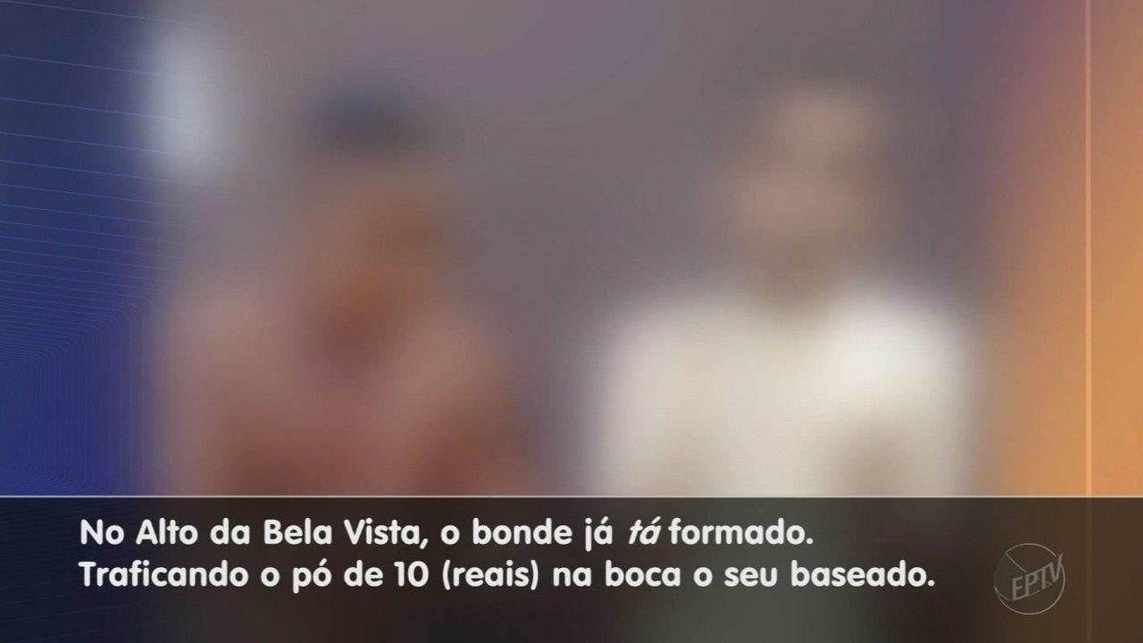 Jovens são suspeitos de incitação ao crime em vídeo de funk em Batatais, SP