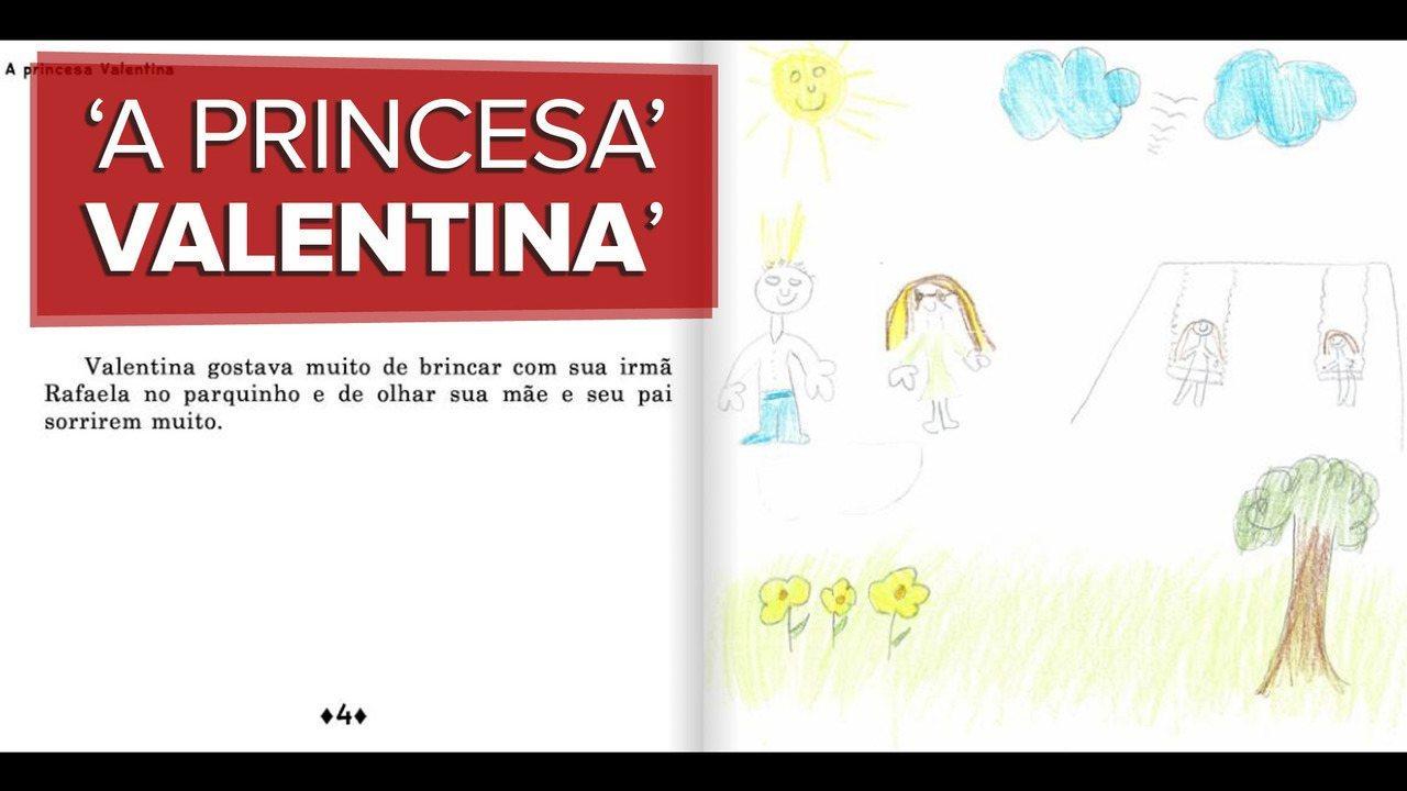 'A princesa Valentina': histórias de crianças refugiadas no Brasil viram coleção de livros