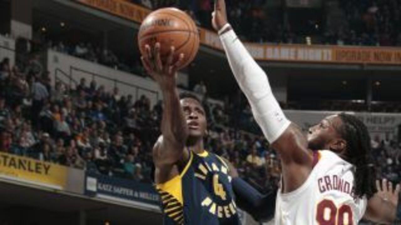 Melhores momentos: Cleveland Cavaliers 95 x 97 Indiana Pacers pela NBA
