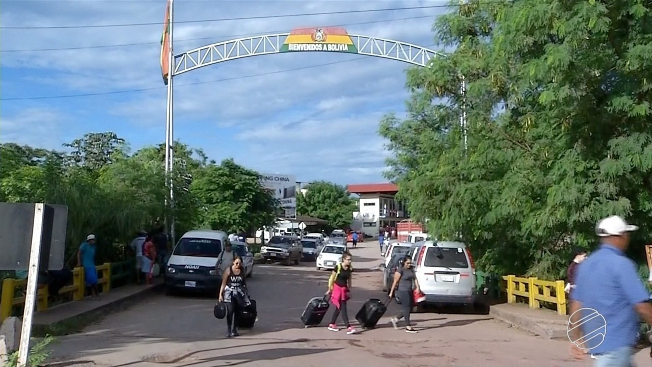 Depois de quase 24 horas, fronteira de MS com a Bolívia é liberada por manifestantes