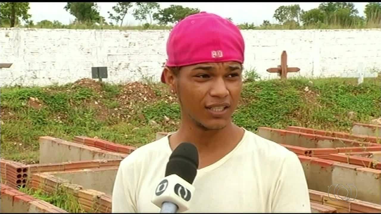 QVT: moradores de Formoso do Araguaia reclamam do abandono dos cemitérios da cidade