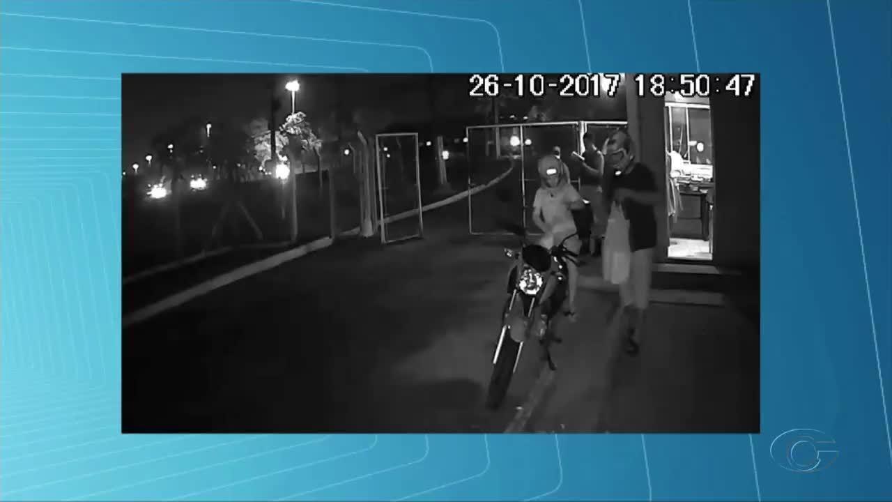 Câmeras flagram entrega de lanches dentro do Presídio de Segurança Máxima de Maceió