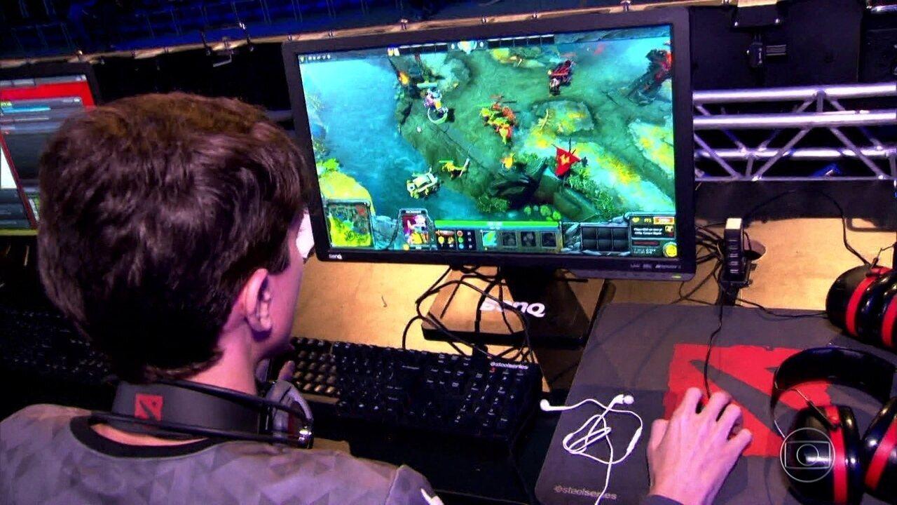 FANTÁSTICO: OMS passa a considerar distúrbio mental a dependência em games