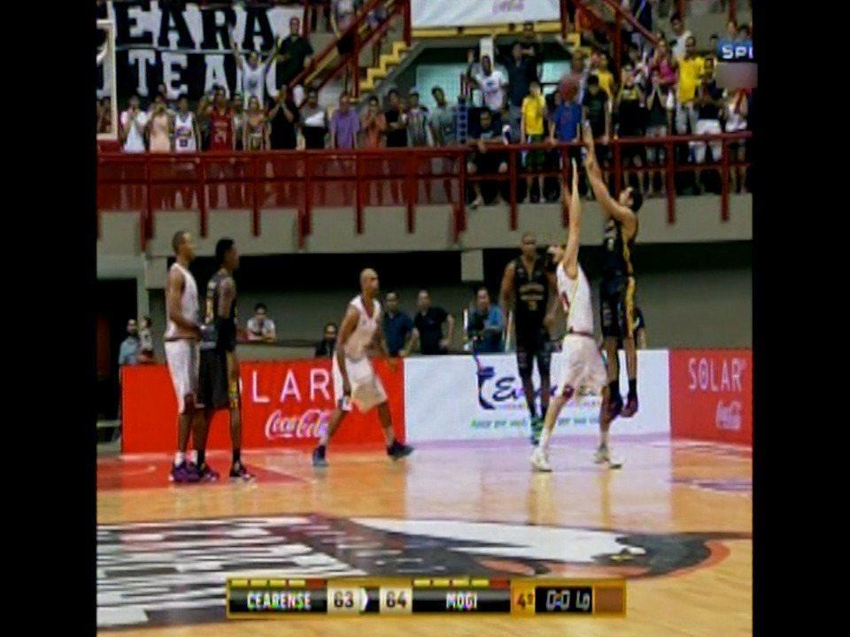 400 vezes Filipin: No estouro do cronômetro, Filipin marcou na vitória sobre o B. Cearense