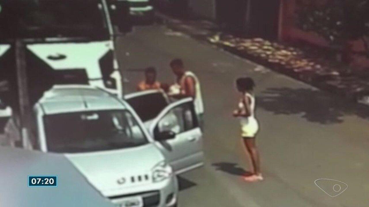 Policial salva bebê com parada respiratória em Jacaraípe; veja vídeo
