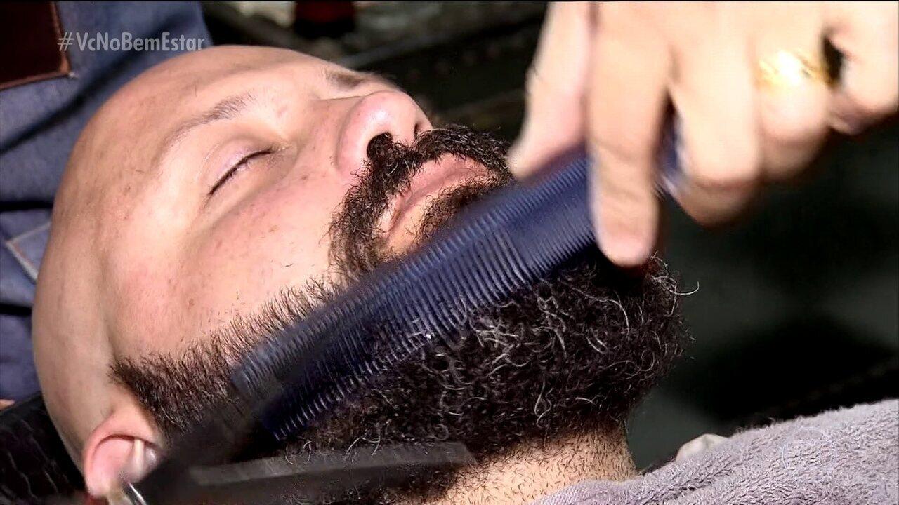 Clima descontraído atrai mais homens para as barbearias