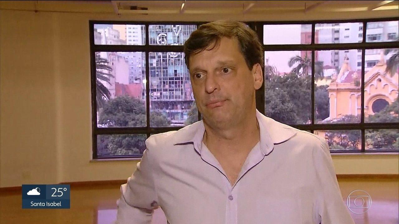 Controladoria geral da capital abre sindicância para apurar áudio com André Sturm