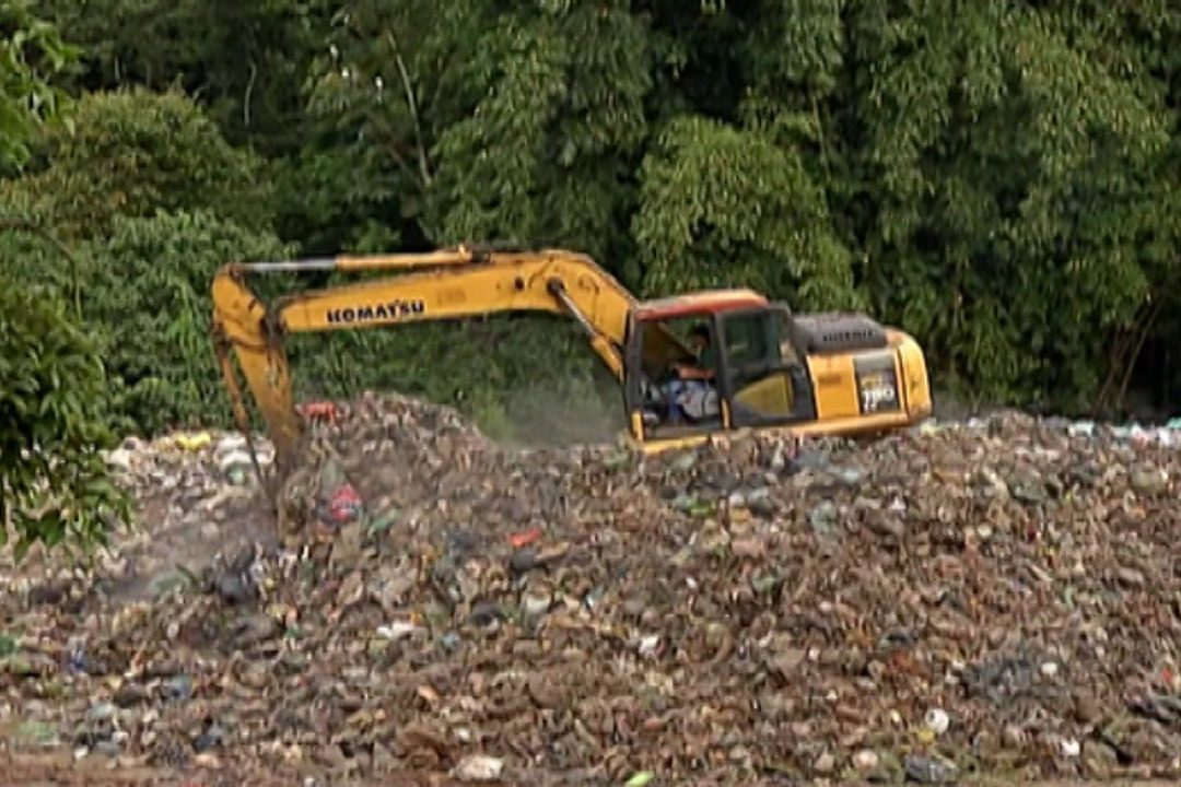 Prefeitura de Biritiba estuda quatro áreas para fazer transbordo de resíduos