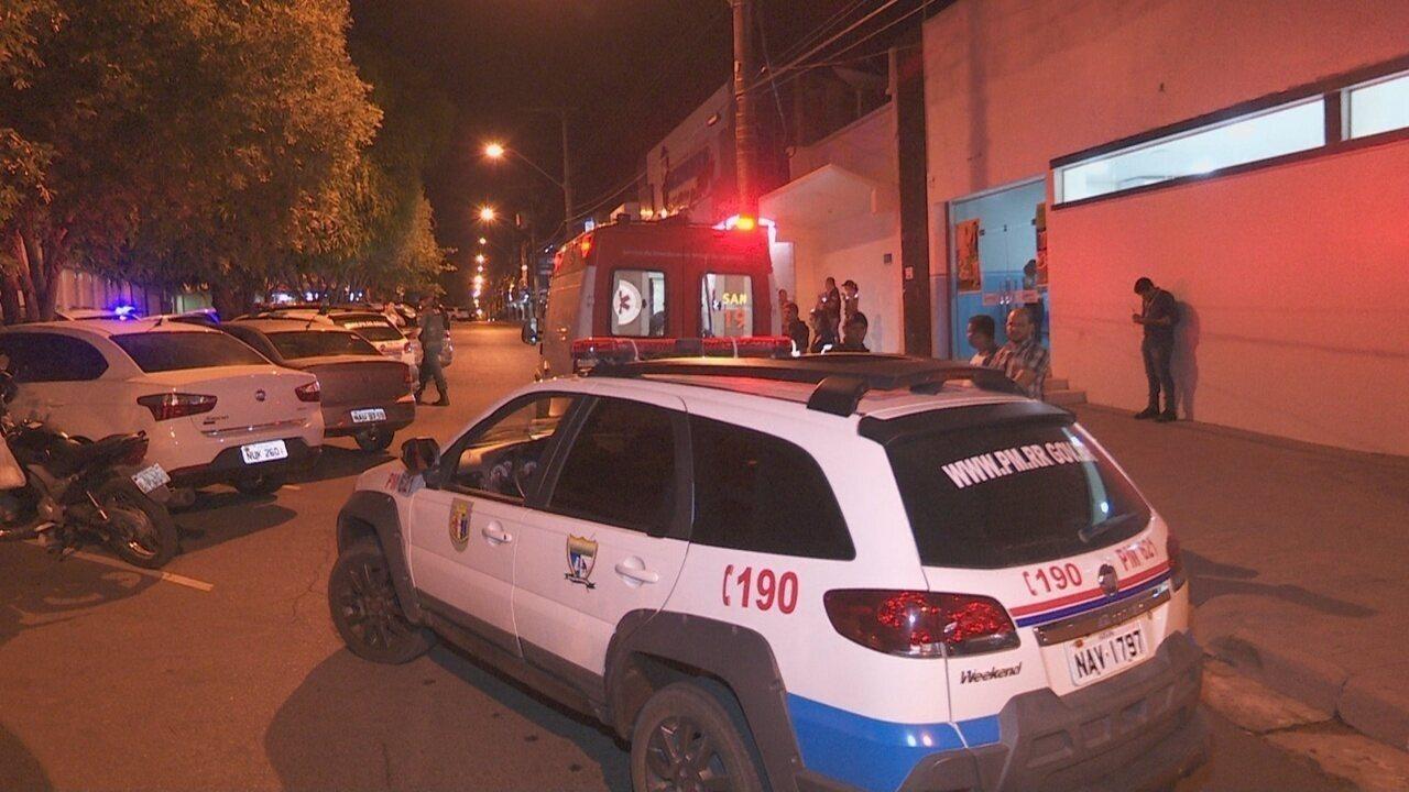 Estudante morre após tentativa de assalto no Centro de Boa Vista