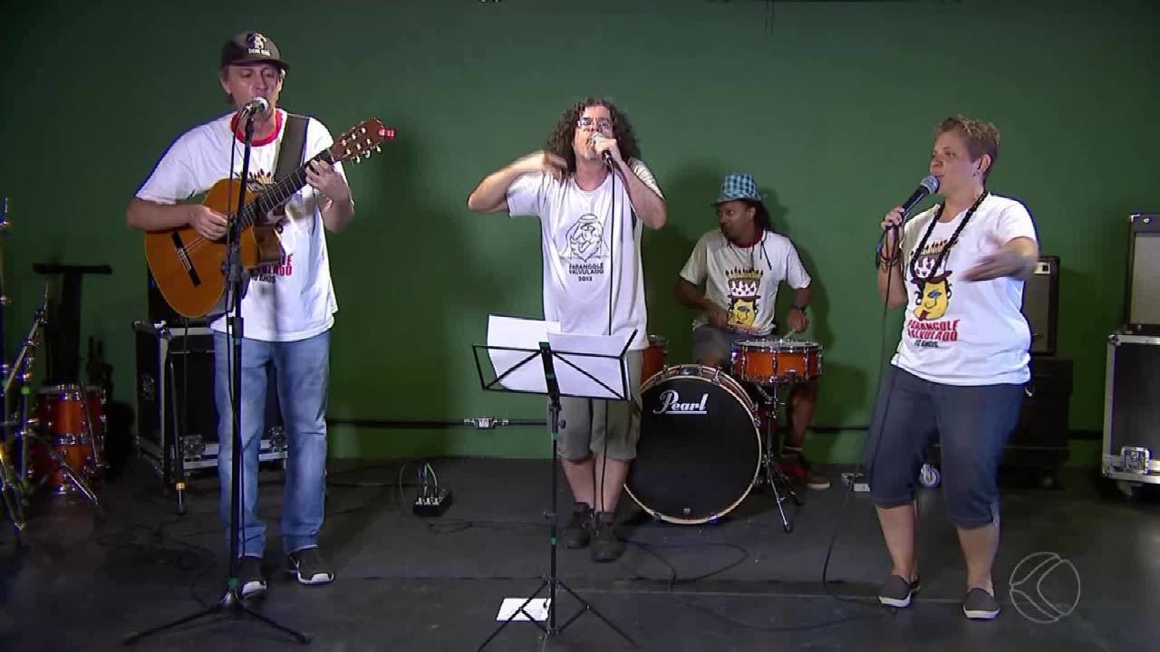 Parangolé Valvulado lança CD celebrando 10 anos do bloco em Juiz e Fora