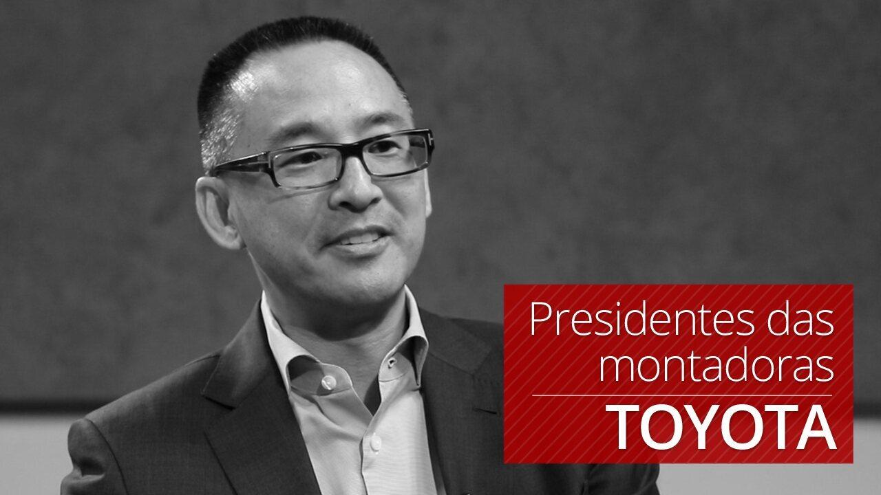 Presidente da Toyota no Brasil fala dos desafios da empresa em 2018 e o futuro