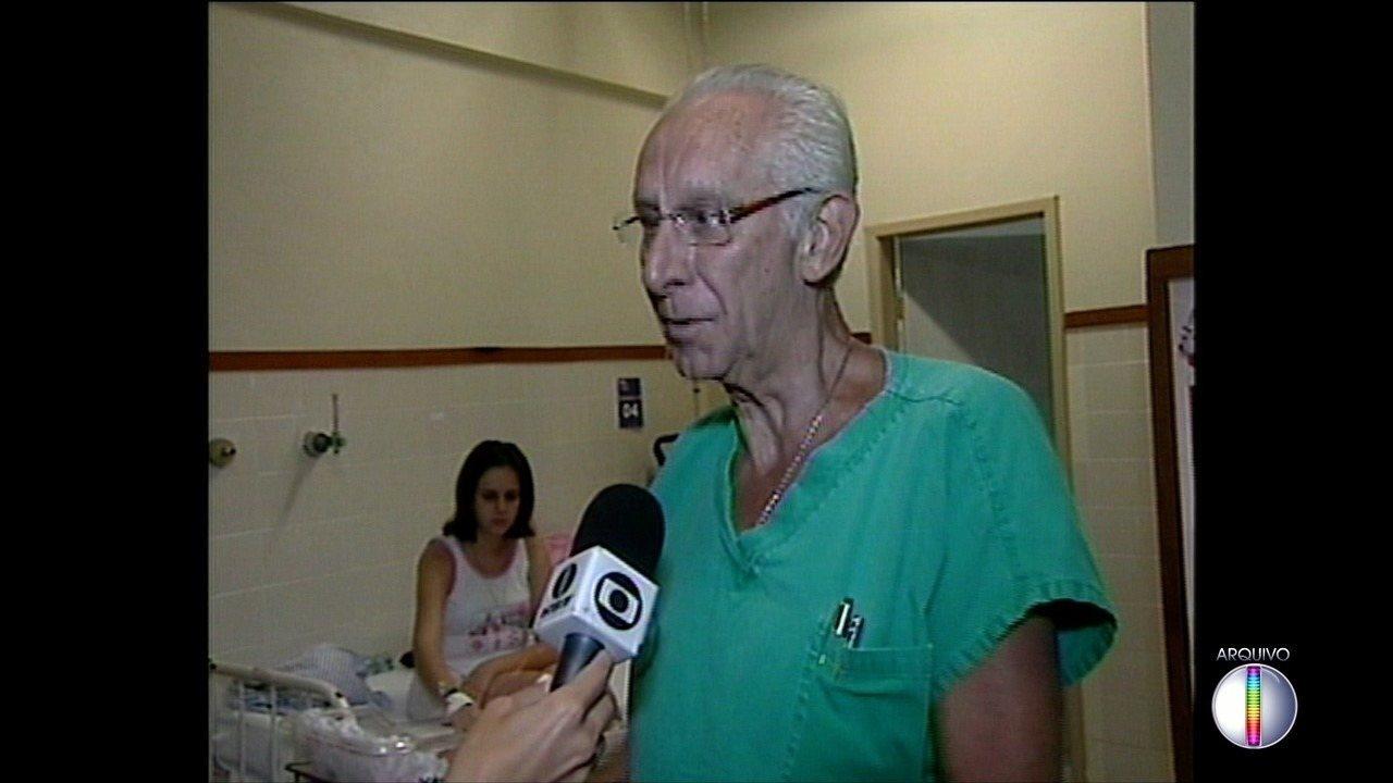 Médico renomado, Dr. Renam Tinoco, é enterrado em Itaperuna, no RJ