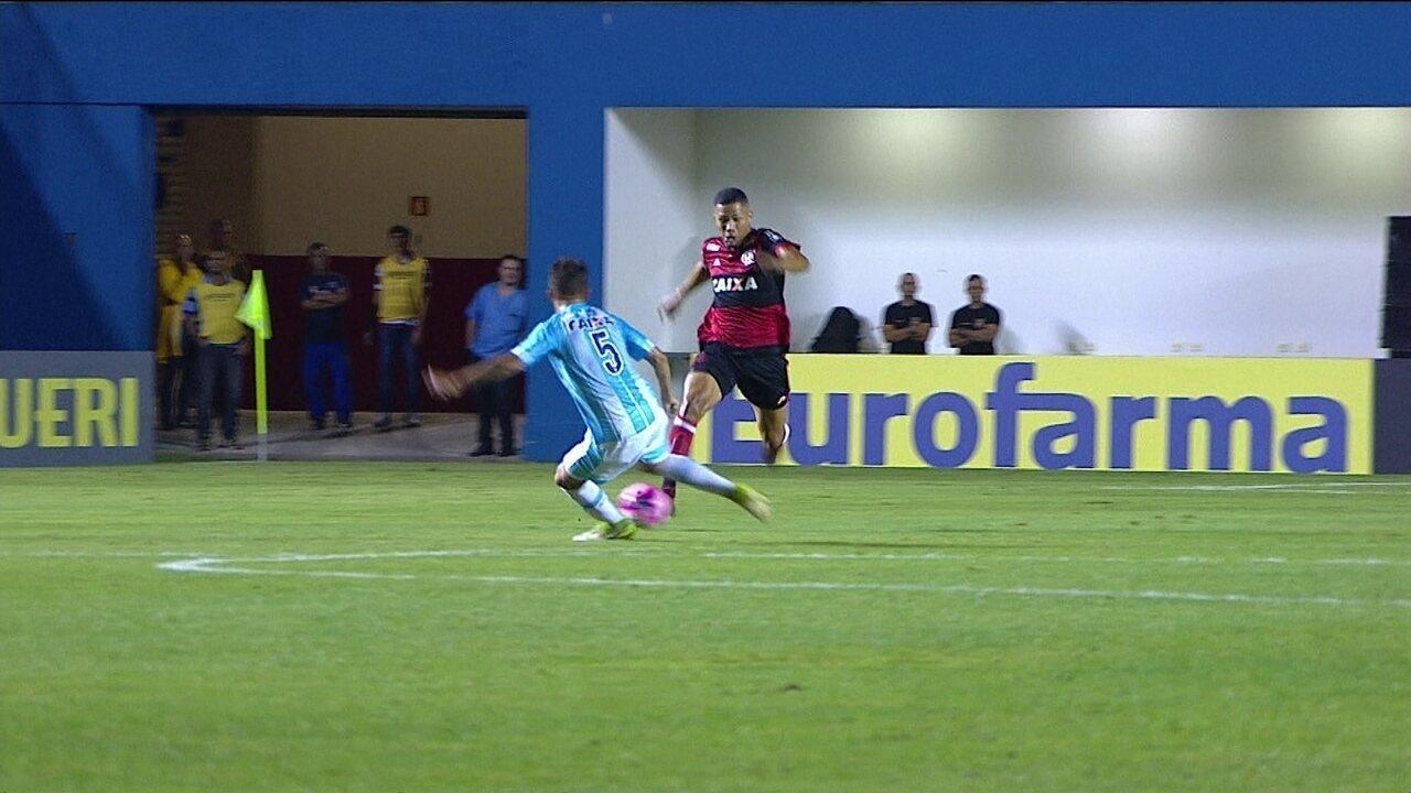 Melhores momentos Avaí 0 x 1 Flamengo pelas quartas de final da Copa SP de Futebol Júnior