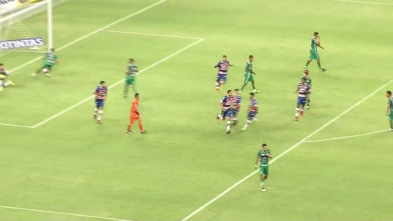 Confira os melhores momentos de Fortaleza 2 x 0 Maranguape, pelo Campeonato Cearense