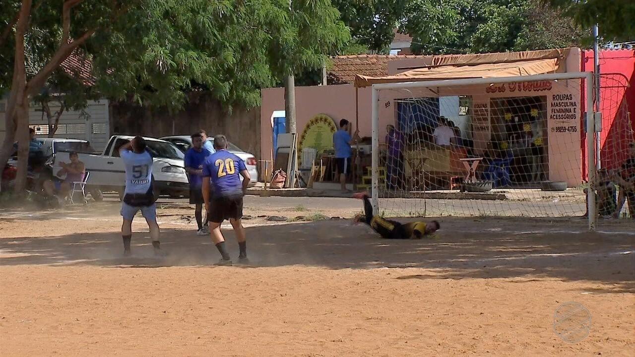 Fim de semana teve inacreditável futebol clube em Campo Grande