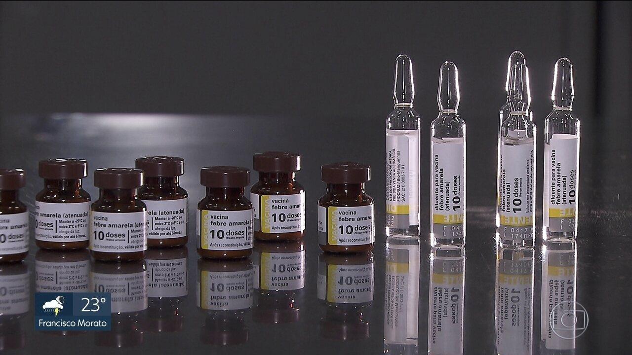 Secretaria Municipal de Saúde vai entregar as senhas da vacinação em casa