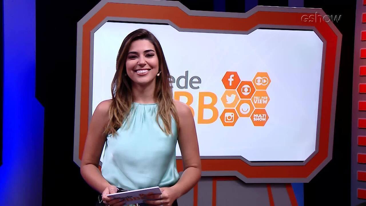 Mesa-Redonda BBB 18:Vivian Amorim e convidados analisam o primeiro dia da casa