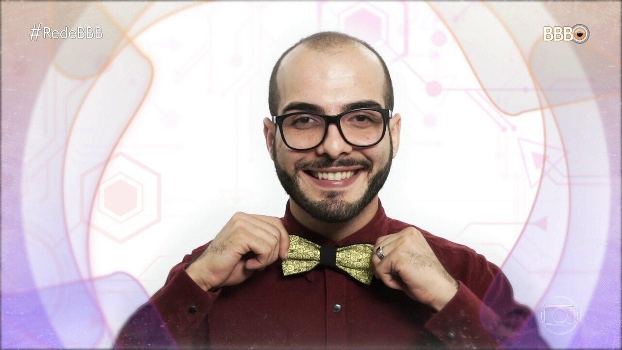 Conheça Mahmoud