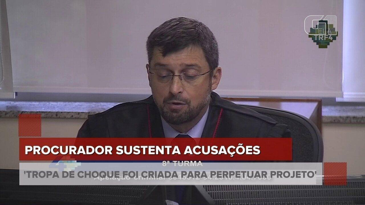 """""""Lamentavelmente, Lula se corrompeu"""", diz procurador"""