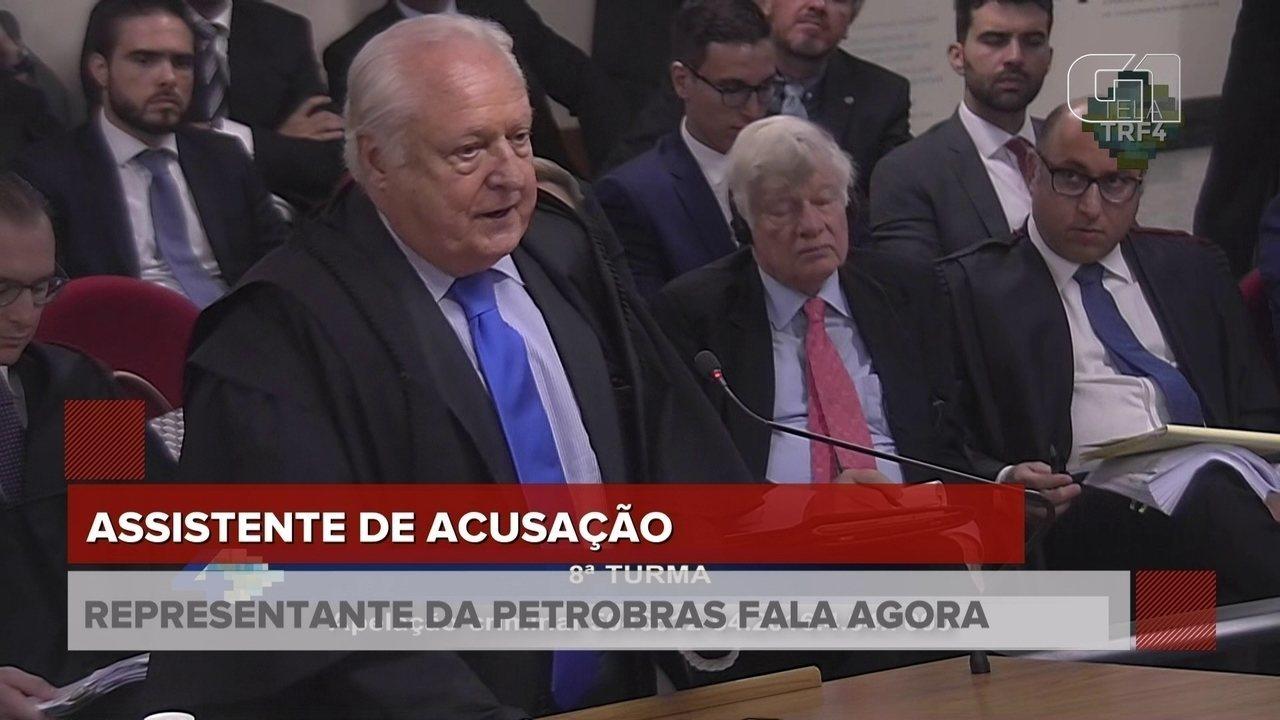 """""""Petrobras foi vítima de uma refinada organização criminosa"""", diz representante da estatal"""