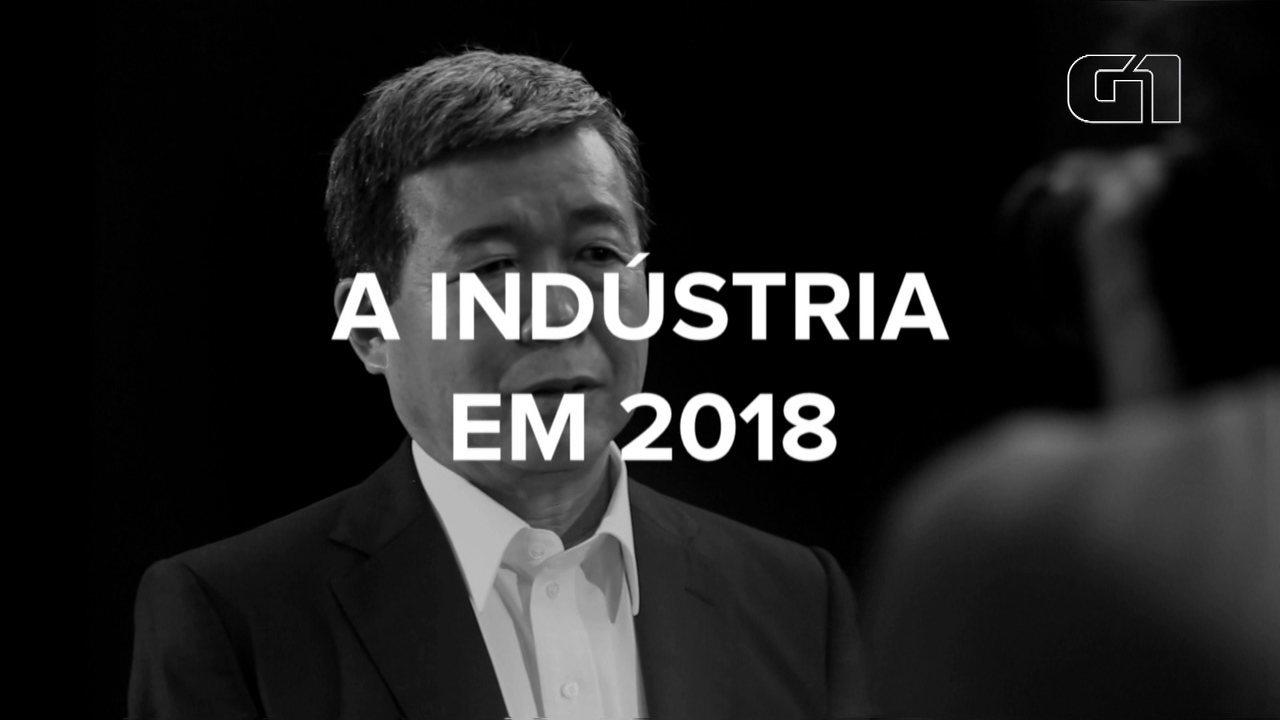 Presidente da Honda fala sobre as previsões para a indústria em 2018