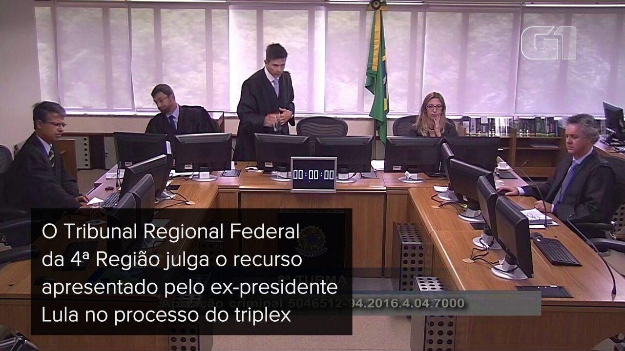 Lula é condenado em segunda instância; veja como foi o julgamento