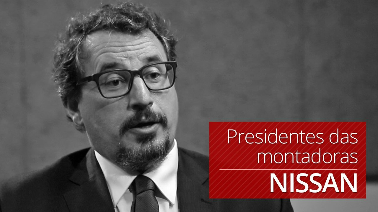 Presidente da Nissan fala com exclusividade ao G1