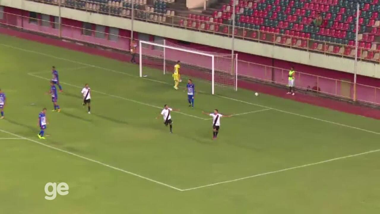 Veja os gols da partida entre Plácido de Castro e Vasco-AC 635a27591a3e8