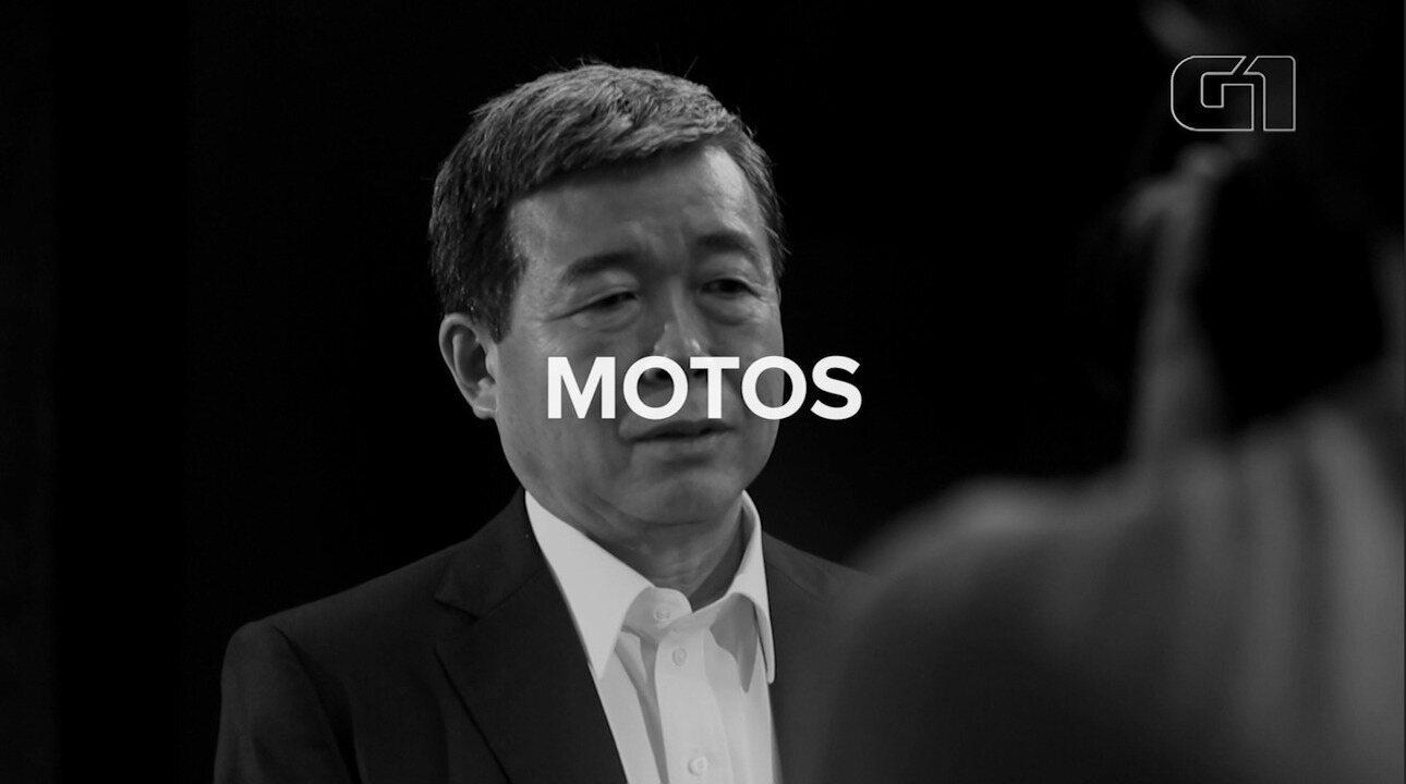 Presidente da Honda fala sobre o mercado de motos no Brasil