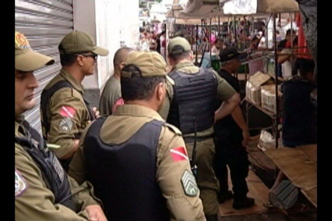 Em Belém, números de execuções deixa população em alerta