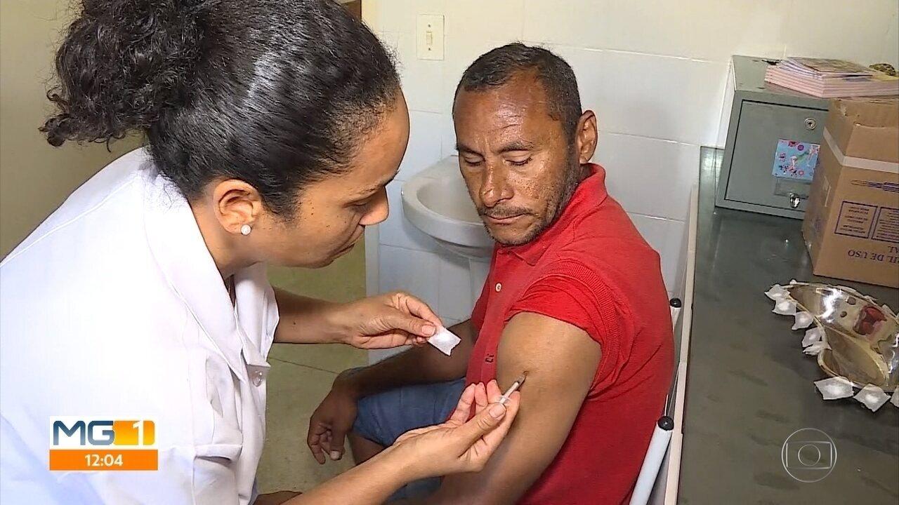 Sobe para 36 as mortes por febre amarela em Minas Gerais