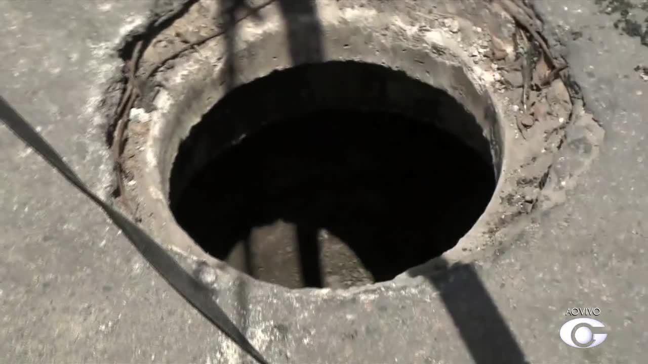 Bombeiros descartam possibilidade de encontar vivo trabalhador que sumiu em bueiro