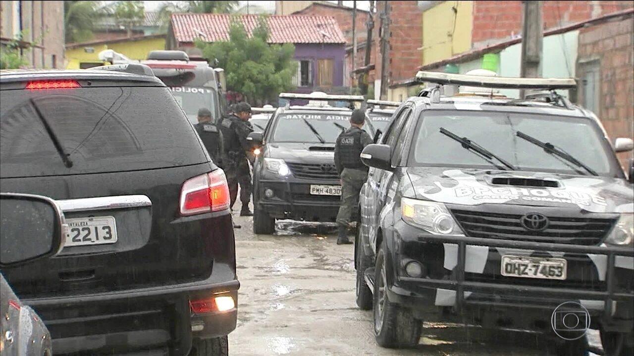Ataque a tiros em Fortaleza também fez vítimas fora do clube de forró