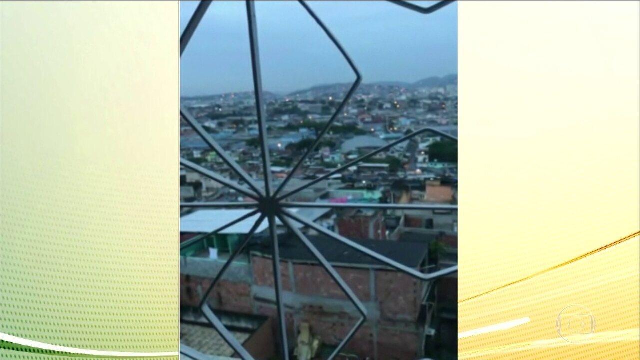 Três pessoas são mortas na Favela do Jacarezinho