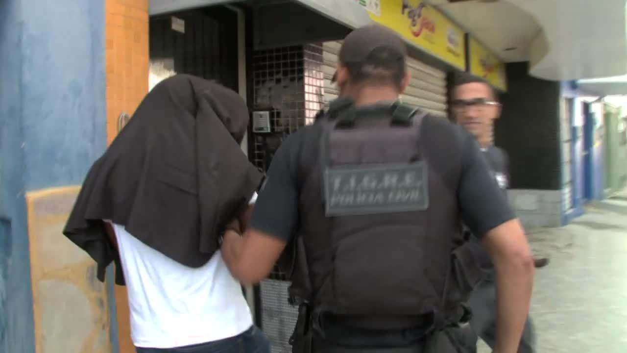 Fiscais de renda são presos em operações simultâneas do MP e da Sefaz