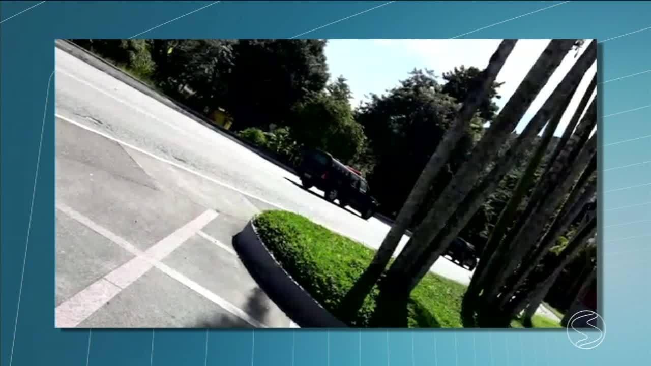 Batalhão de Choque entra no bairro Areal após noite de tiroteio em Angra, RJ