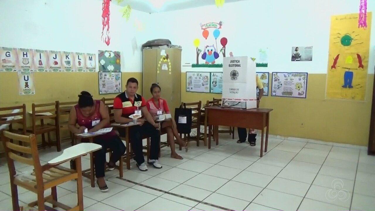 Eleição suplementar será realizada no interior do Amazonas neste domingo