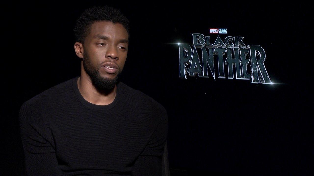 'Pantera Negra' é filme de super-heróis com elenco principal 100% negro