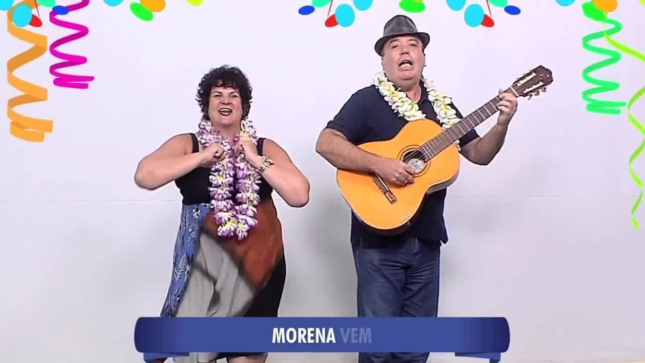 'Morena Digital' (Marcos Torres de Souza) - Festival de Marchinhas TV Rio Sul 2018