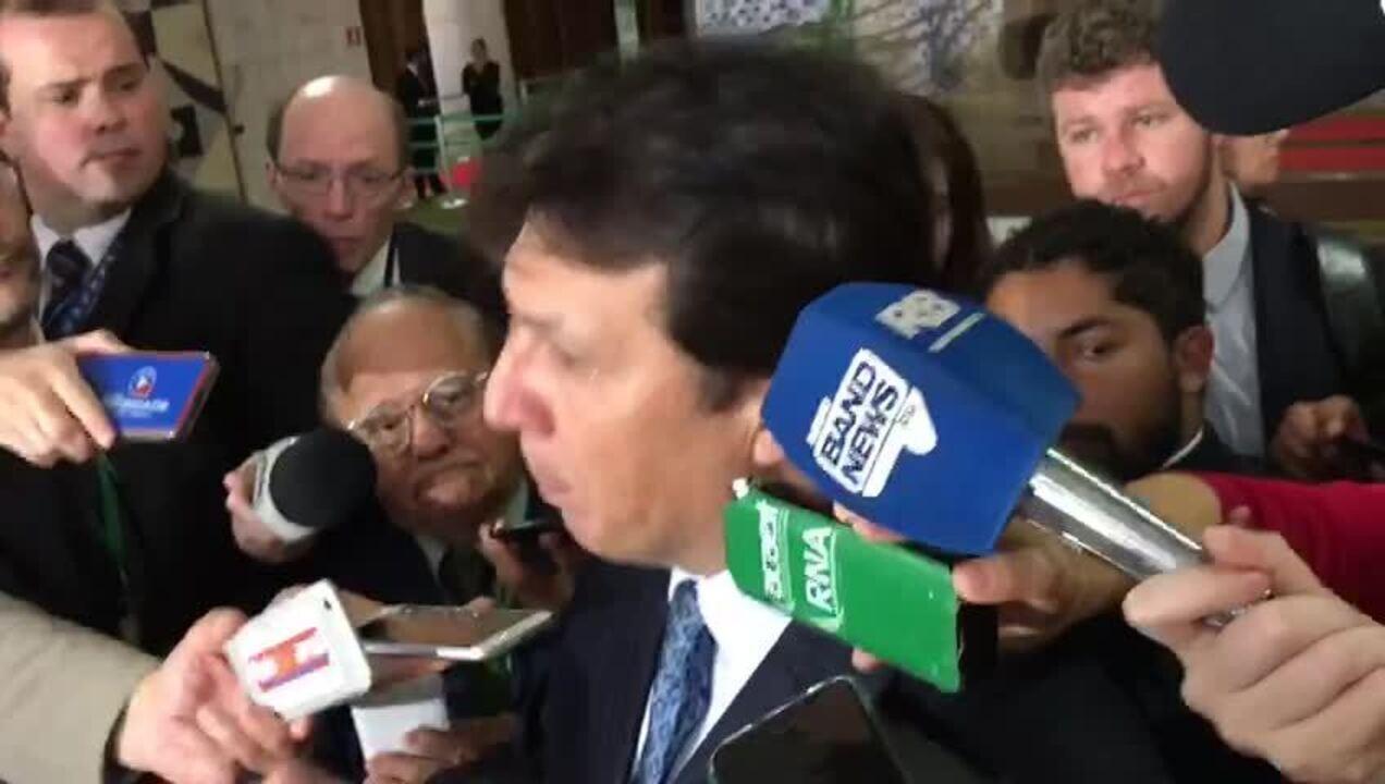 Relator da reforma da Previdência, Arthur Maia, diz que votação tem de ser em fevereiro