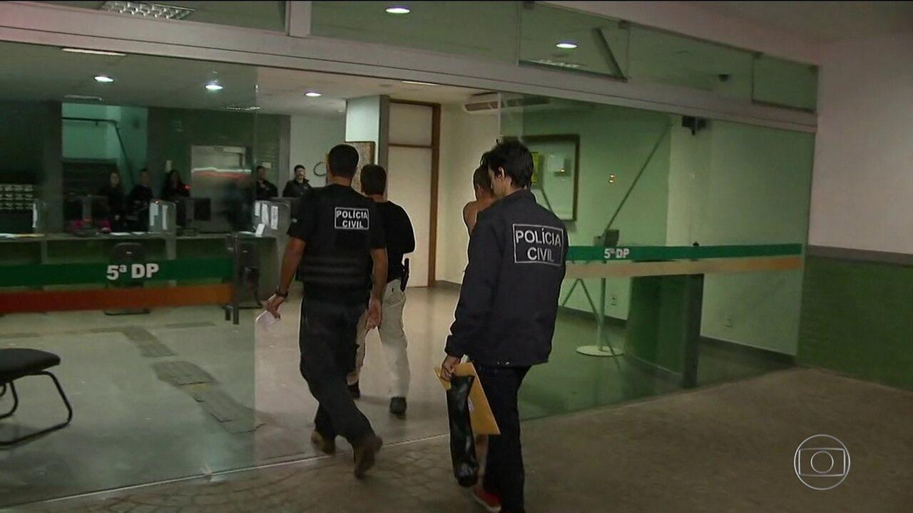 Polícia Civil DF faz operação contra tráfico de drogas no Carnaval no DF