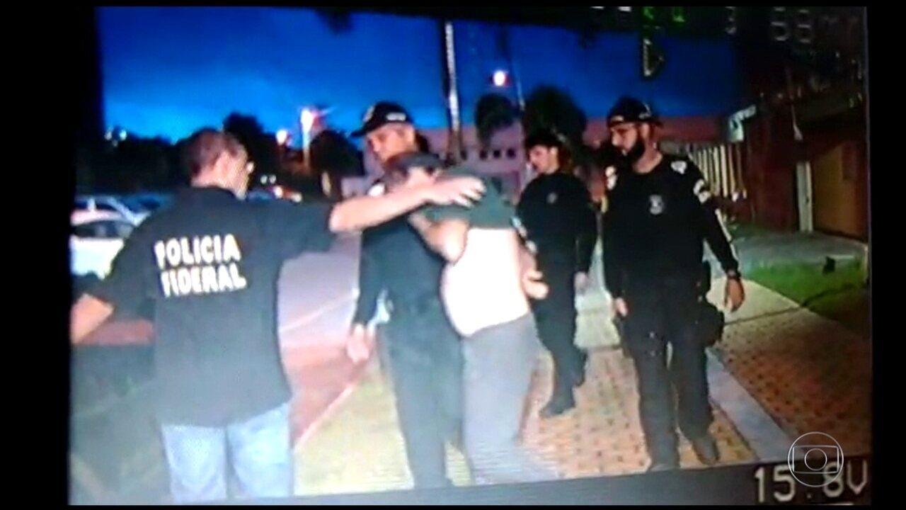 Ação da polícia contra servidores do Inmetro e empresários em Goiás