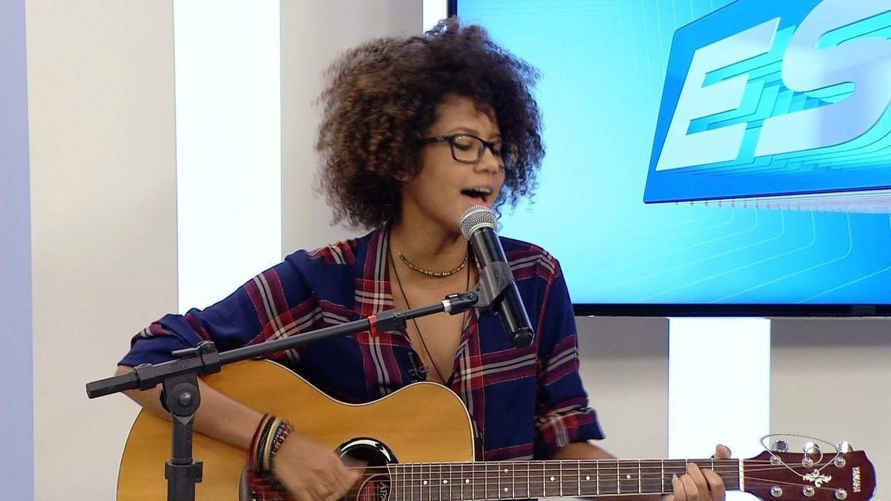 Capixaba que se apresentou no The Voice Kids fala sobre carreira no ES