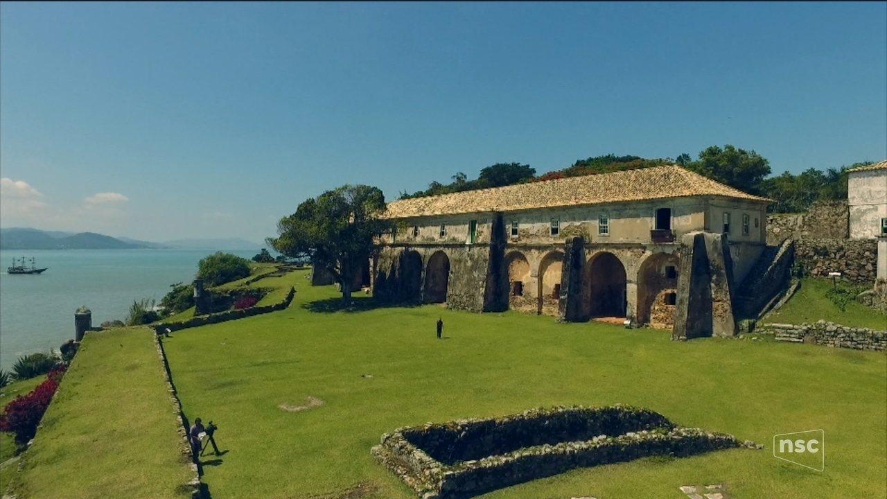 Confira o segundo episódio da série especial sobre a história das fortalezas da Ilha