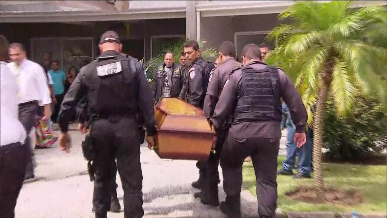 Latrocínio é a principal causa de morte de policiais no RJ